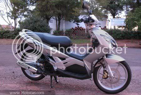 Scooter Yamaha CVT NEO 2008