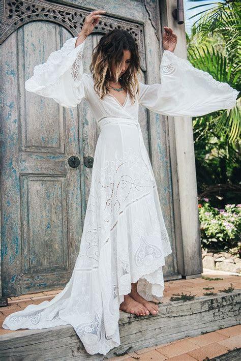 Wedding Dress Of The Week   The Gwendolyn Wrap Gown
