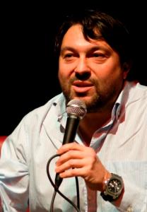 Sigfrido Ranucci. In apertura Roberto Burioni