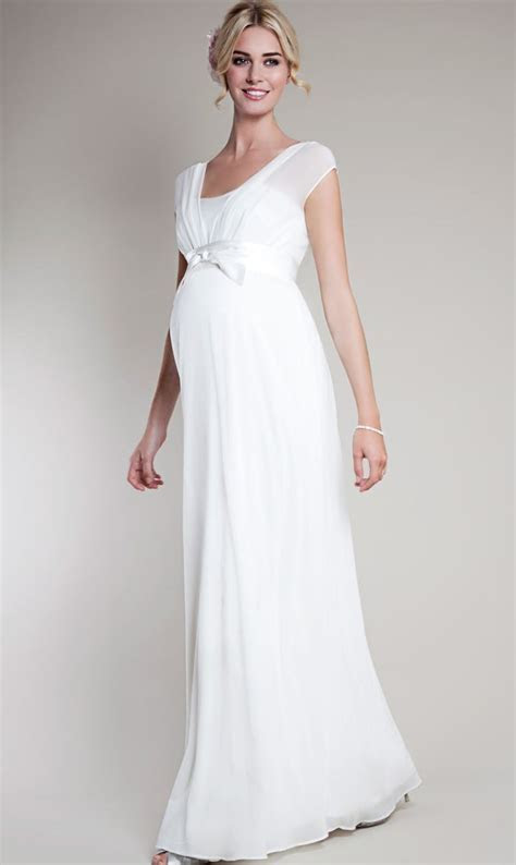 Plus size maternity wedding dresses (update August