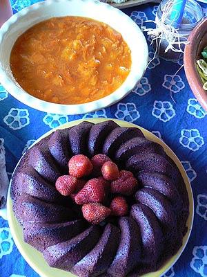 gâteau et compote d'abricots.jpg
