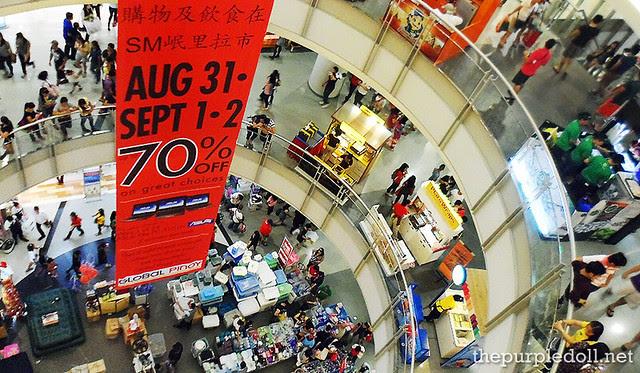 SM Manila Sale