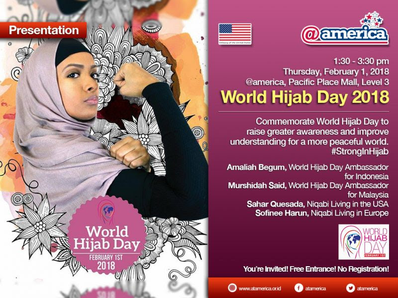 Image result for NO TO HIJAB DAY