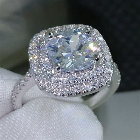Online Get Cheap 4ct Engagement Rings  Aliexpress.com