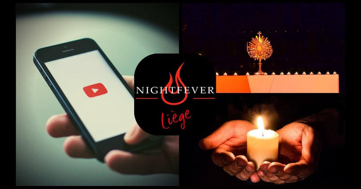 Nigthfever sur YouTube pour la Fête-Dieu