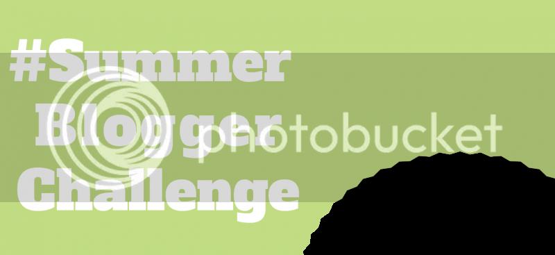 #SummerBloggerChallenge