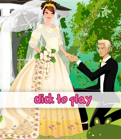 Wedding Dress Up Games For Girls   Nini Dress