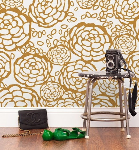 Whimsical Wallpaper by Jeanine Hays on @HGTV.