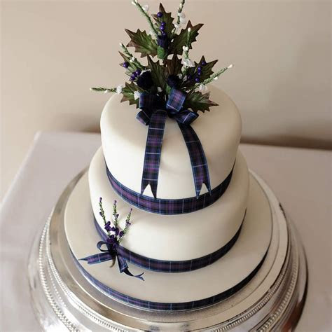 Best 25  Scottish wedding cakes ideas on Pinterest