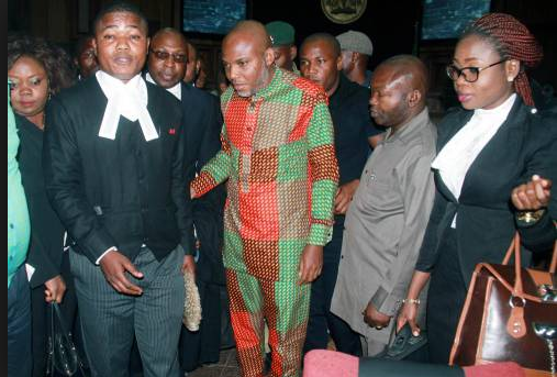 Biafra: Why Igbo Governors Are Cowards – Nnamdi Kanu's Lawyer, Ejiofor