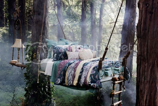 bed,smoke,patchwork