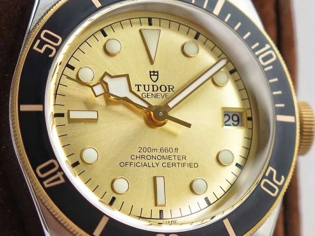 Replica Tudor Sunburst Dial