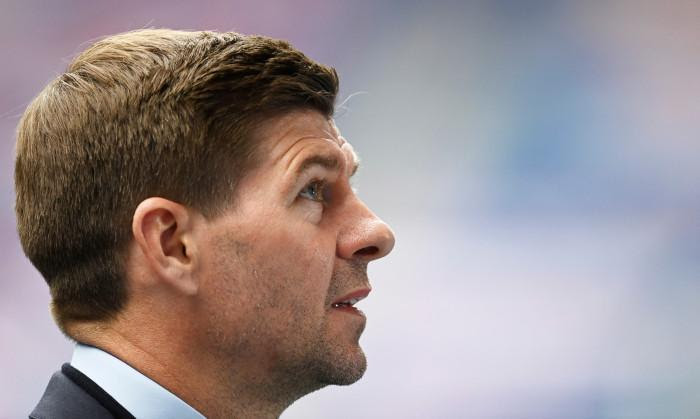 Rangers boss Steven Gerrard opens up on mental health and 'real private chats' with his players