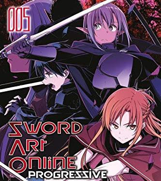 Sword Art Online Progressive Manga