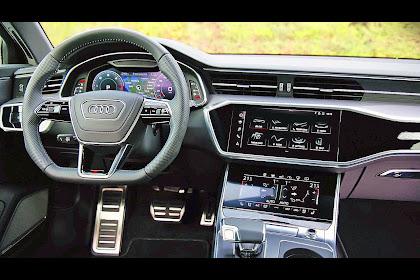 2019 Audi Rs6 Avant Interior