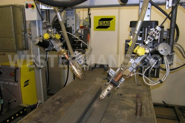 Professional Industrial Submerged Arc Welding Equipment In Stock Westermans Blog