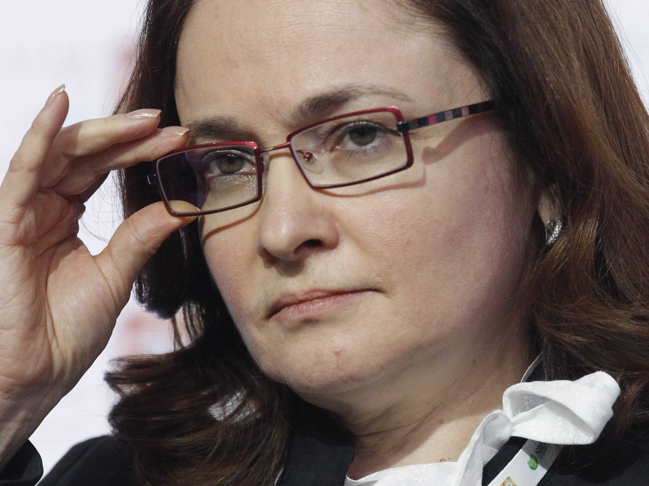 The Russian Central Bank Raises Rates In A Desperate Effort To Halt Ruble Declines