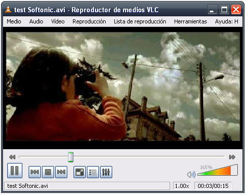 vlc-player-interface