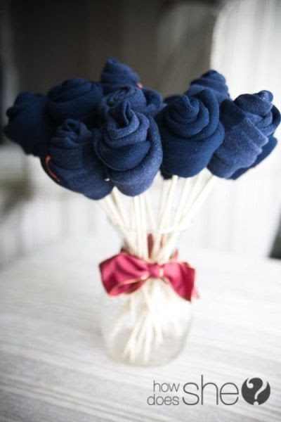 DIY Bouquet Made From Something You Wouldn't Expect