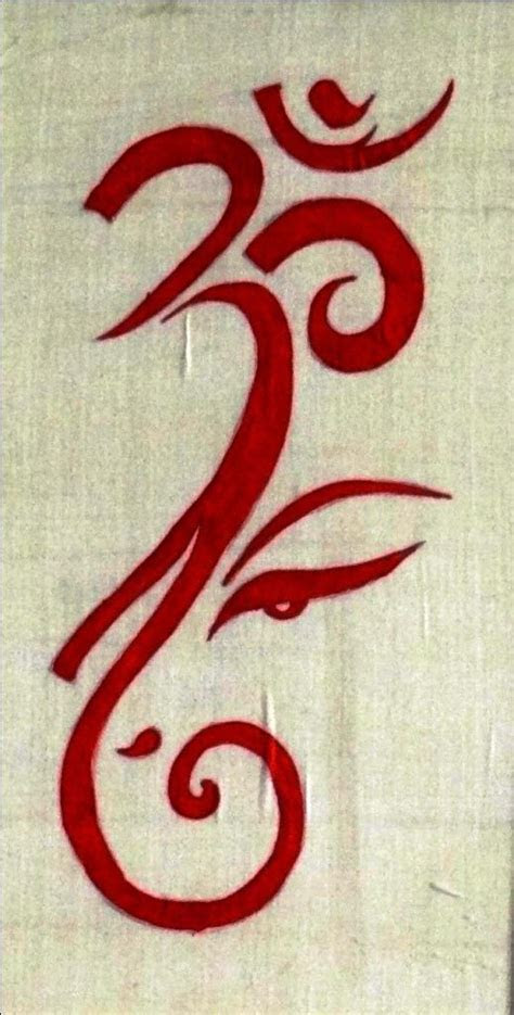 28 best Om Tattoos images on Pinterest   Om tattoos