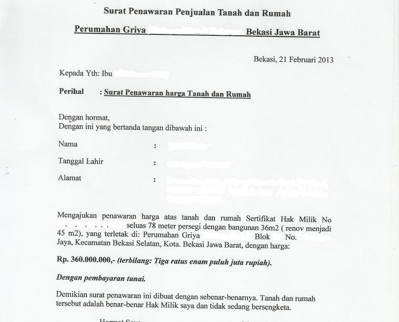 Contoh Surat Ajb Asli Contoh Surat