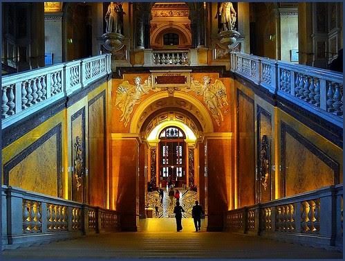 Habsburg magnificence in Vienna by jackfre2