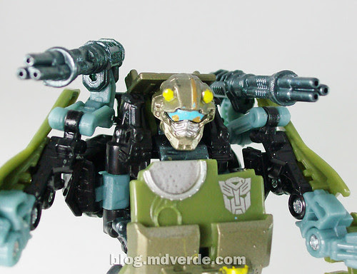 Transformers Dune Runner RotF Scout - modo alterno