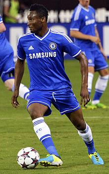 John Obi Mikel 02 Chelsea vs AS-Roma 10AUG2013.jpg