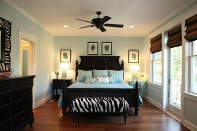 Modern Bedroom Wooden Bedroom Furniture Dark Brown