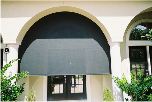 Exterior Sun Screens For Windows