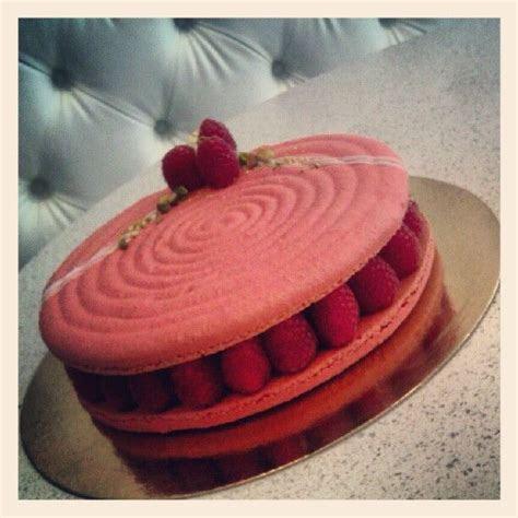 One big birthday macaron :)   Macarons   Pinterest   Cake