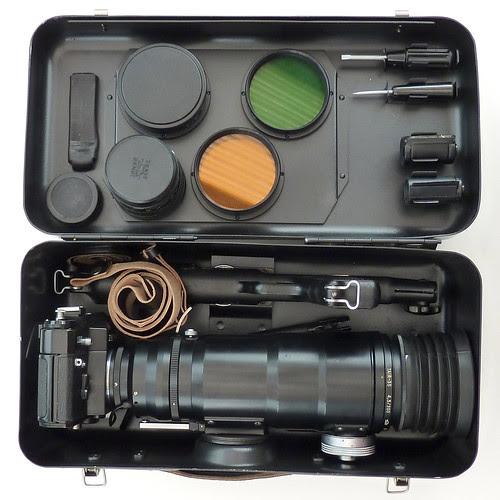 Zenit Fotosniper FS-12 by pho-Tony