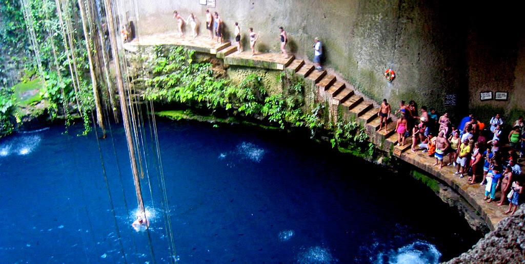 Risultati immagini per cenotes