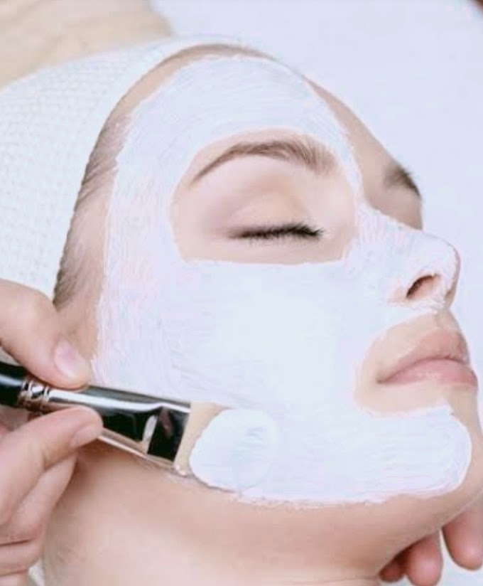 طريقة لتبيض الوجه في يوم واحد بإستخدام علبة زبادي فقط