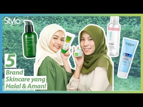 5 Skincare Halal Dari Merek Lokal Indonesia, Drugstore & Korea. Harga Terjangkau & Aman! | Stylo.ID