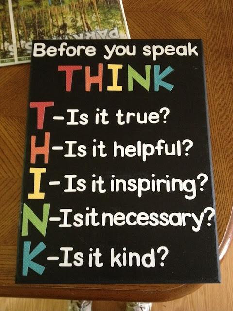 Think Before You Speak Quotes Sayings Think Before You Speak
