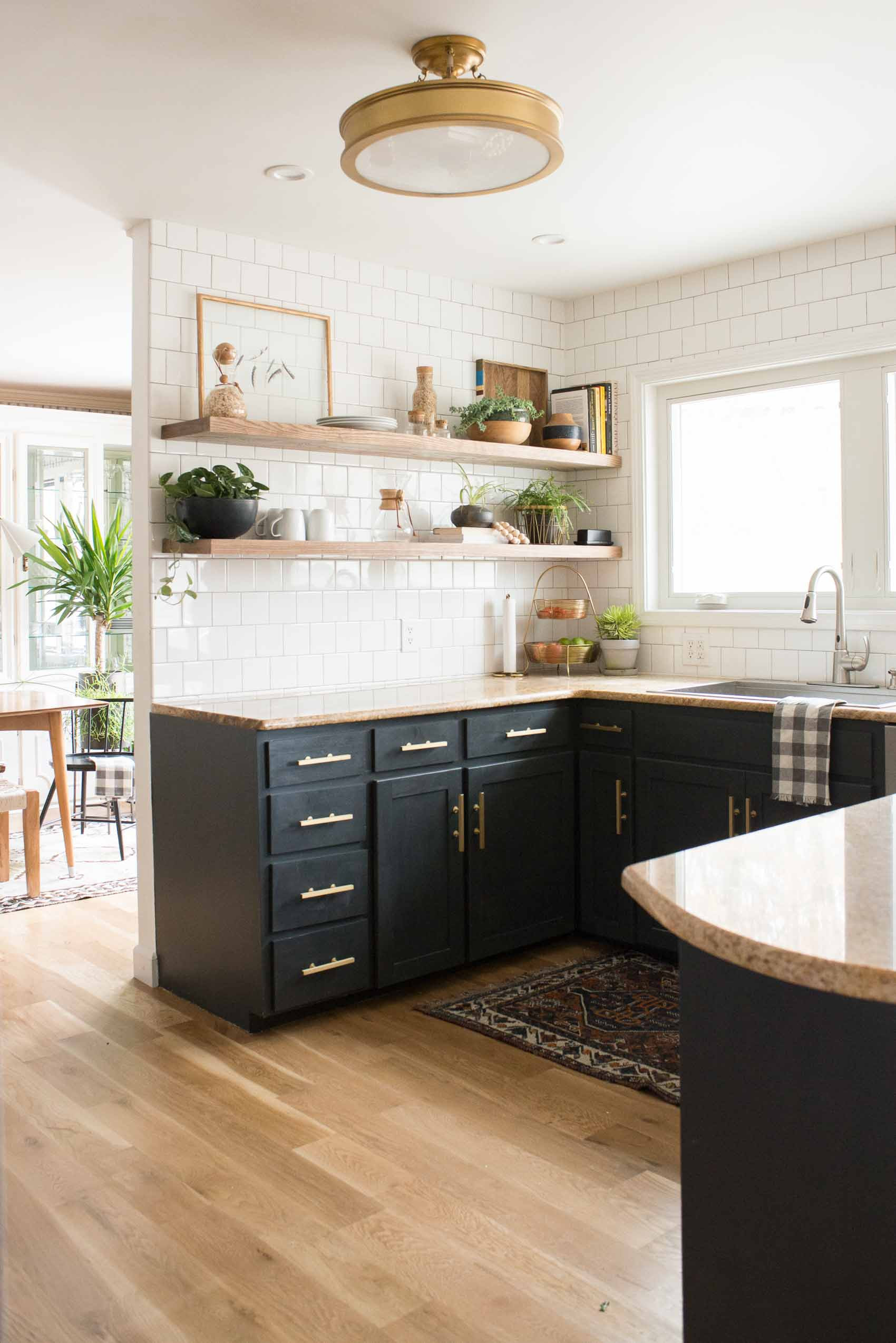Before & After: A Budget-Conscious Kitchen and Dining Room ...