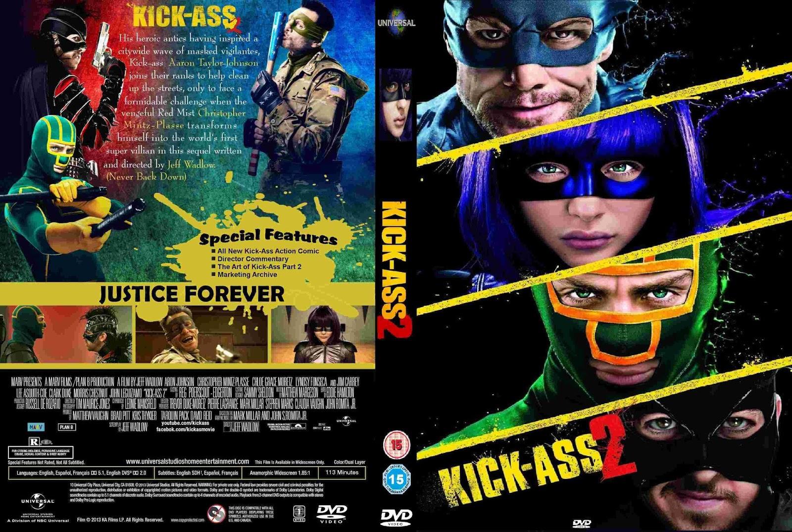 Kick-Ass 2 Torrent - Legendado