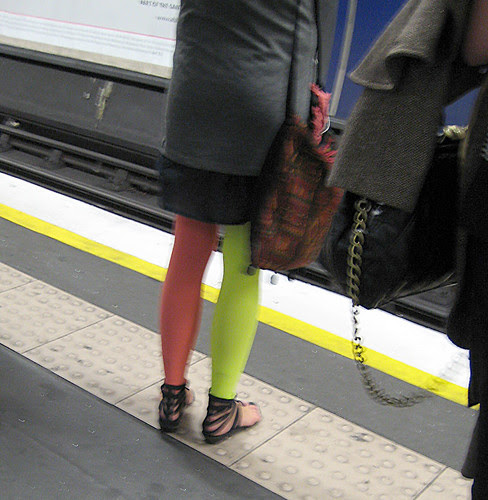 Indecisive on the Tube