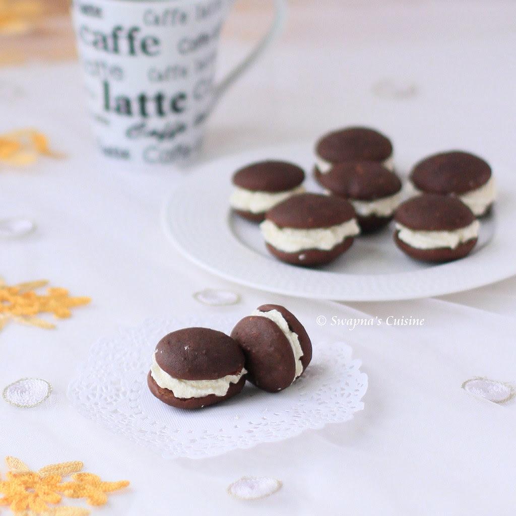 Classic Chocolate Whoopie Pies Recipe
