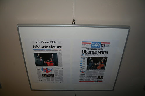 Barack Obama Wall Hanging