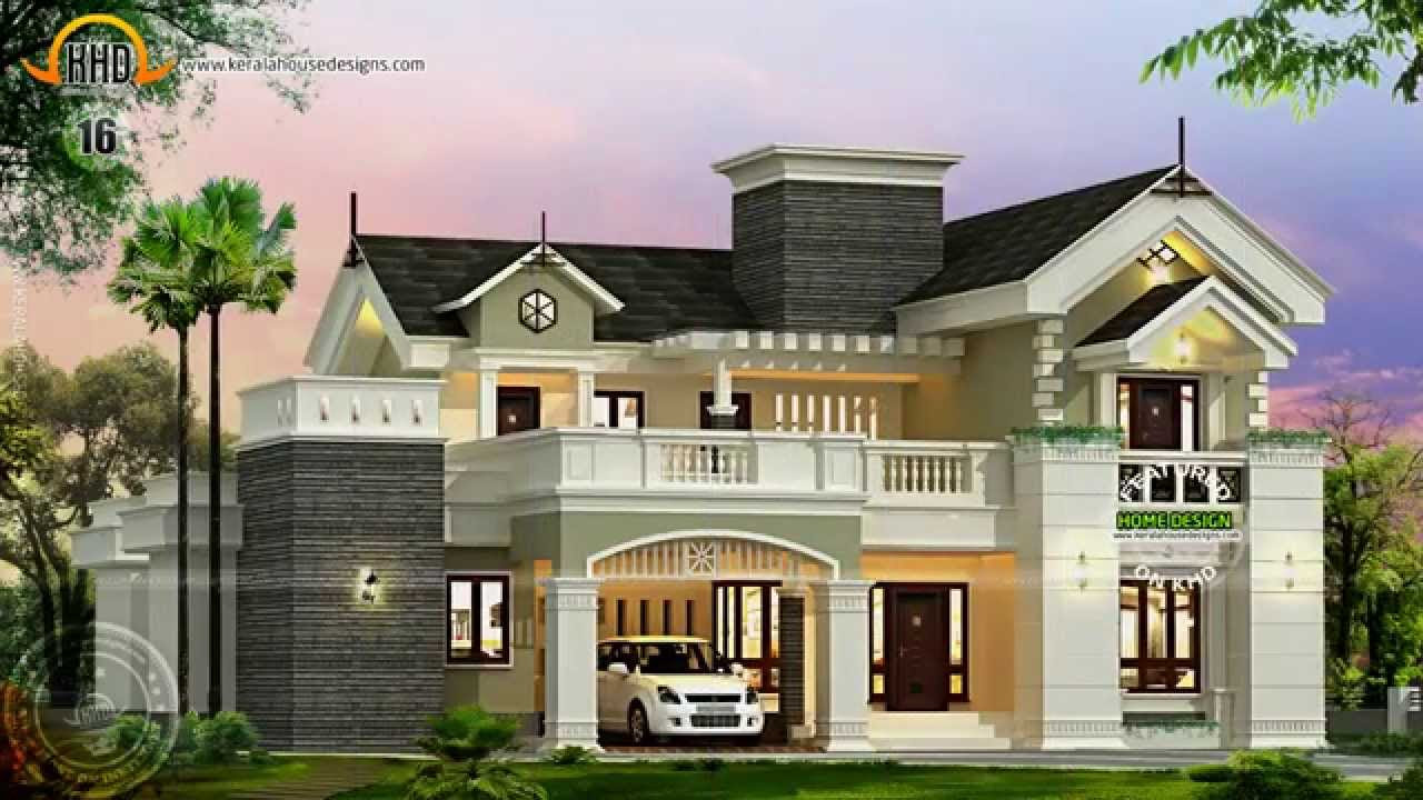House Designs of August 2014 YouTube - Luxury House Design Interior And Exterior — AWESOME HOUSE DESIGNS
