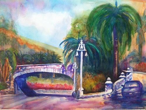 Buena Vista Bridge Commission by ddhabicht