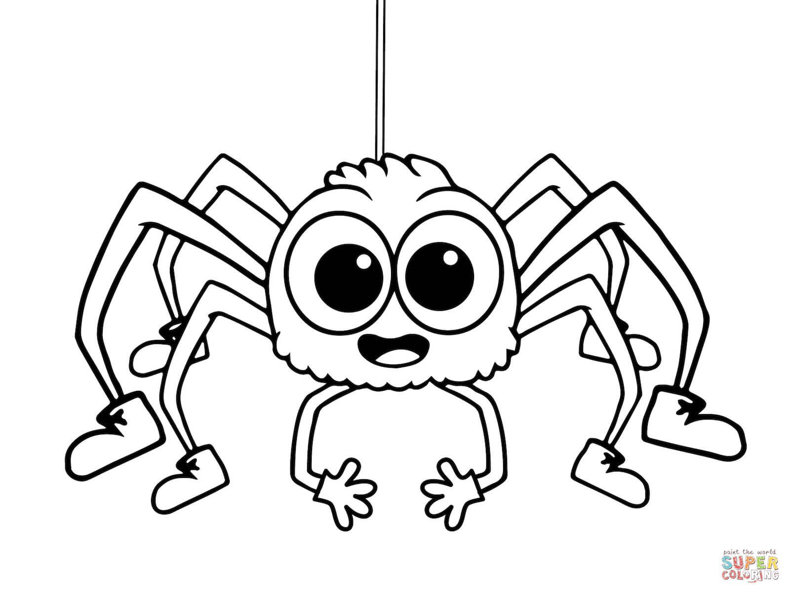 the Incy Wincy Spider