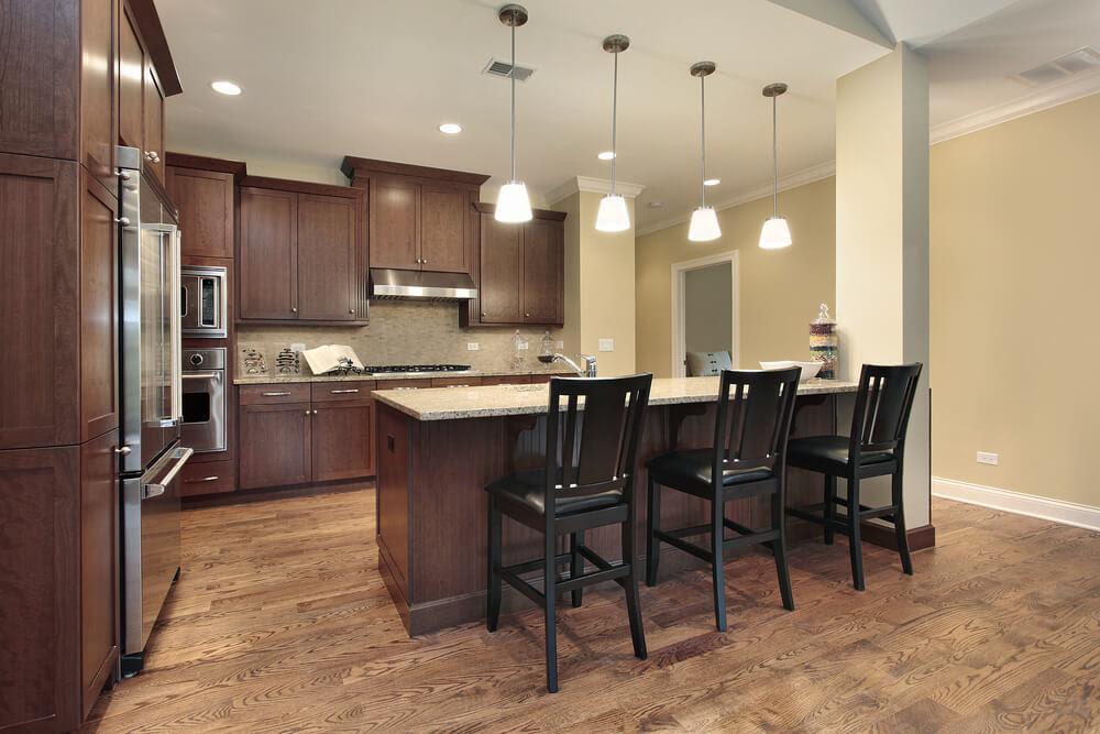 46 Kitchens With Dark Cabinets (Black Kitchen Pictures)