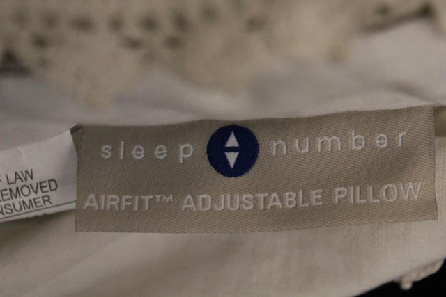 Sleep Number AirFit Adjustable Pillow