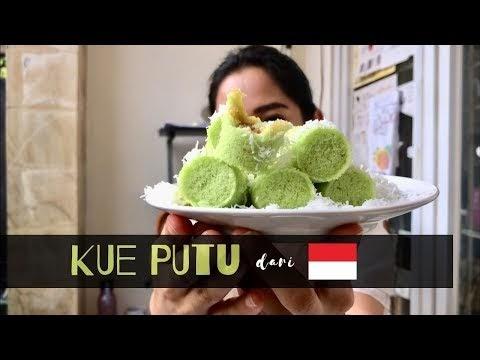 Kue Putu Makanan Tradisional Unik dari Indonesia