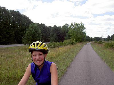 Geneva on Munger Trail