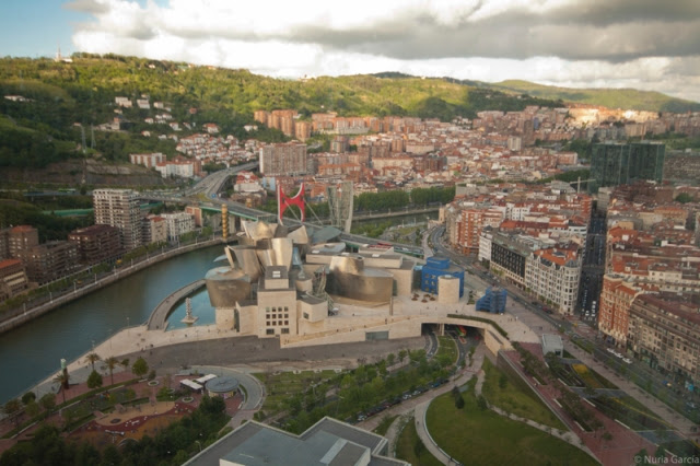 Vistas del Guggenheim