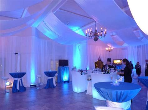 Great lighting at a corporate event ~ Pi Banquet Hall
